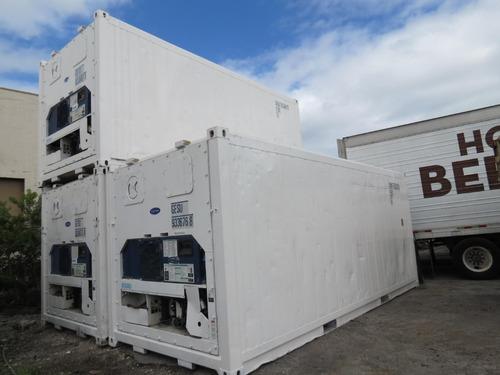 oferta!!!! contenedores refrigerados 40'