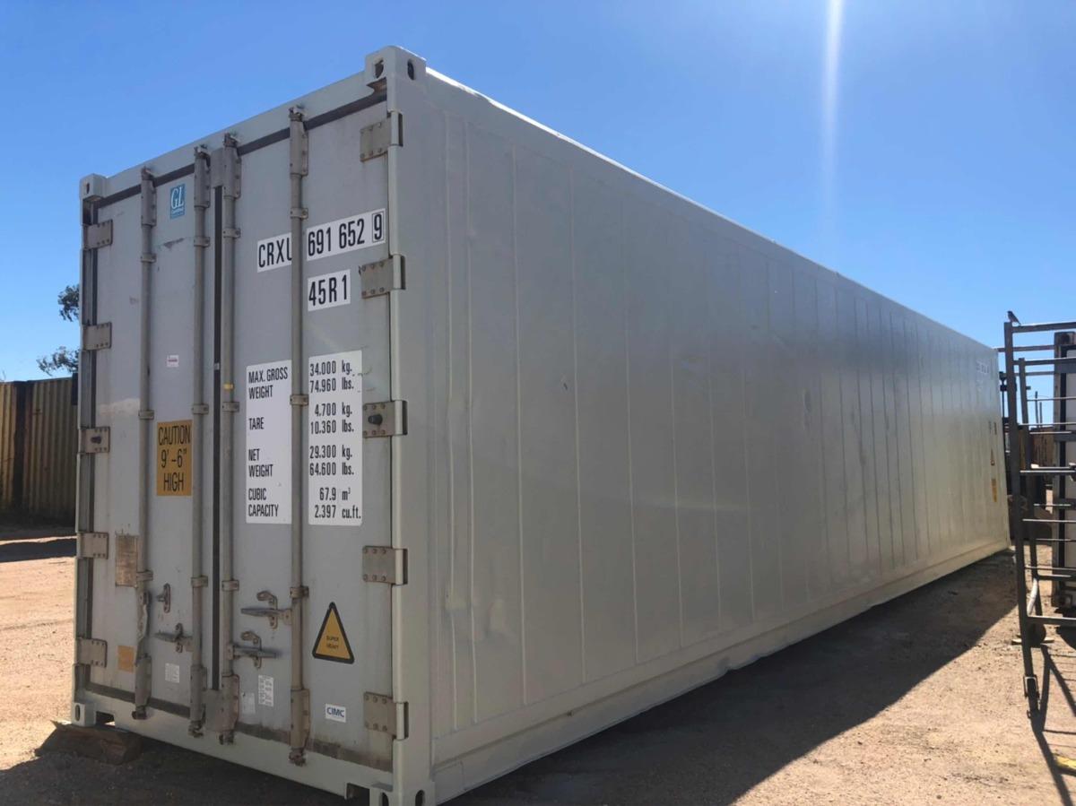 oferta! contenedores refrigerados reefers 40hc 2990+iva