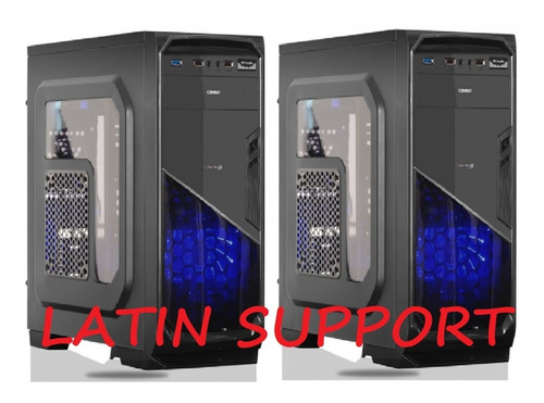 oferta core i7  video 4gb nvidia diseño argis  *** latin