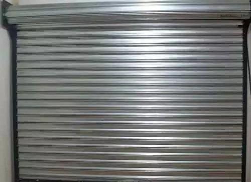 oferta!!!  cortinas metálicas - garantía de 3 años