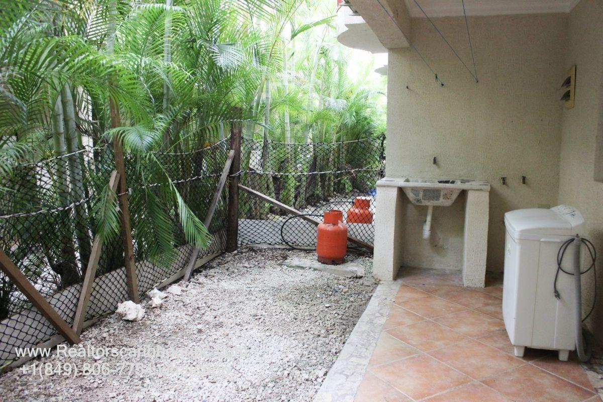oferta! costa bavaro villa duplex  for rent disponible 30 sep