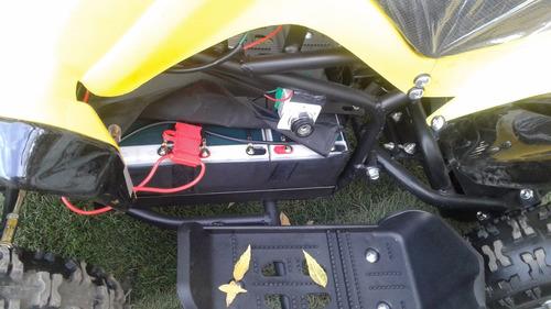 oferta cuatrimoto motor partida electrica variedad modelos