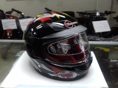 oferta cuatrimoto raptor 49cc partida electrica + 1 casco