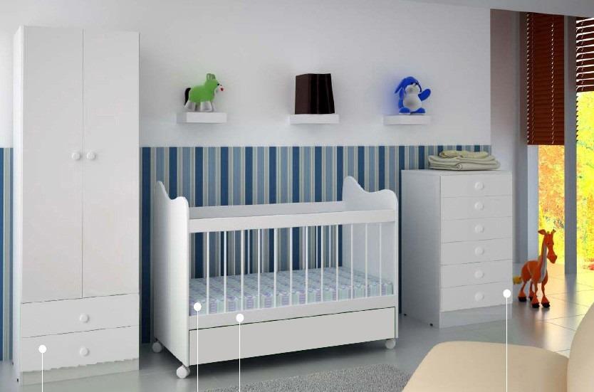 oferta cuna ropero y chifo juego de dormitorio para beb