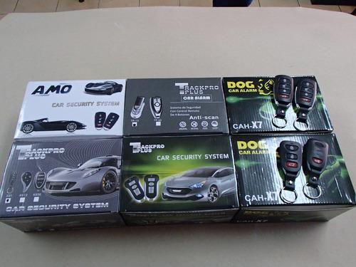 oferta de alarmas varios modelos....!!!