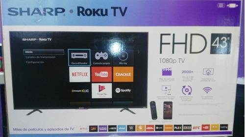 oferta de aniversario smart tv 43 pulgada