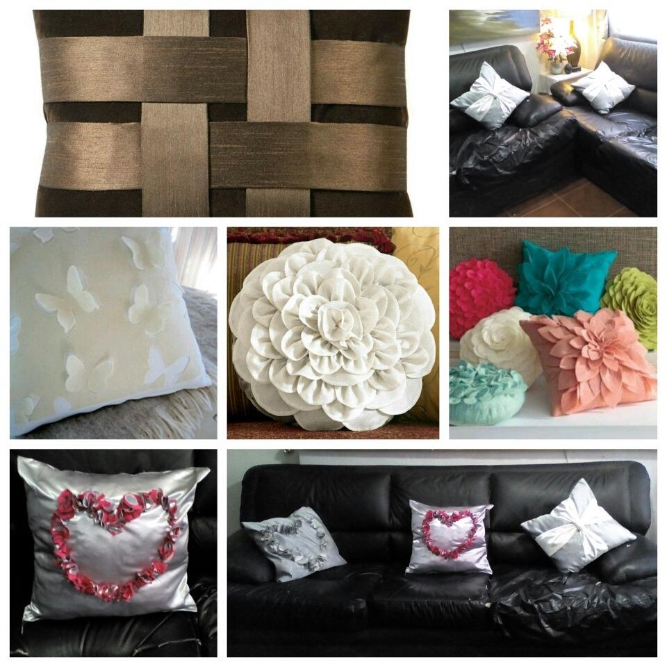 Oferta Cojines Decorativos.Oferta De Dos Cojines Decorativos Para Sala Y Cama