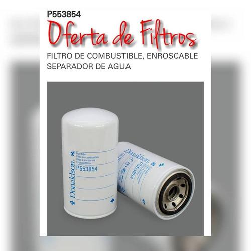 oferta de filtros donaldson enroscable separador de agua