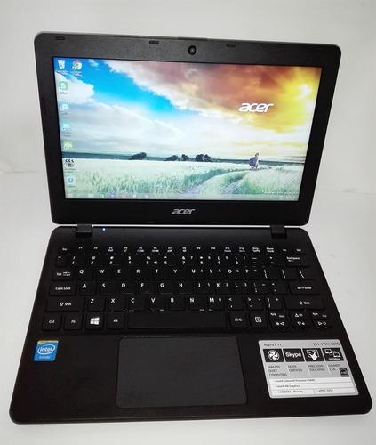 oferta de laptop nueva  // acer   aspire e11