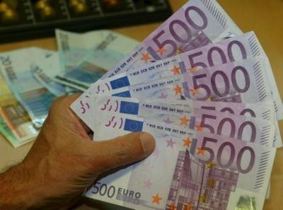 oferta de préstamo entre individuo rápido y fiable