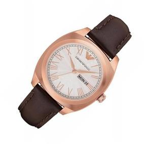 d20ee64190cc Reloj Emporio Armani De Hombre Ar5890 Café - Reloj de Pulsera en ...