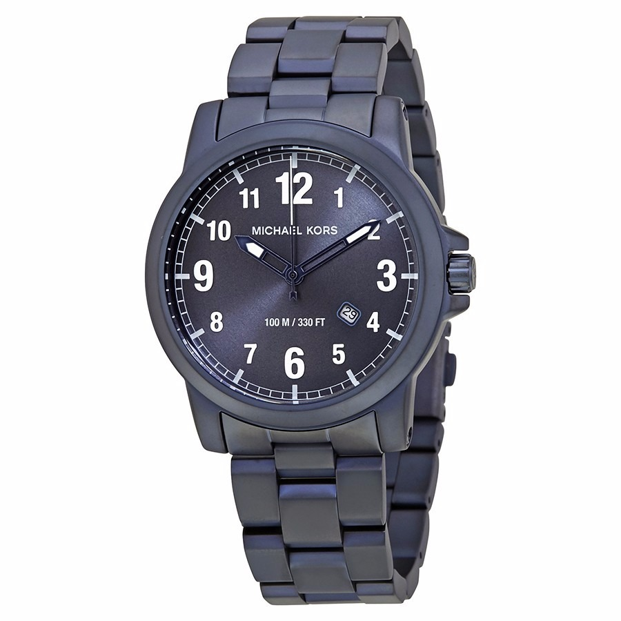Michael Oferta Reloj Kors De Hombre Blue Mk8533watchito 0wnO8Pk