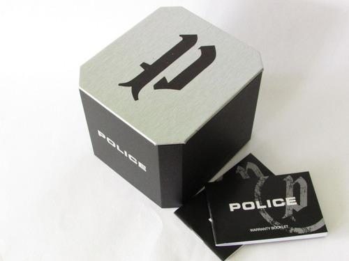 oferta de reloj police hombre cronometro pl.14690jsb/12ap
