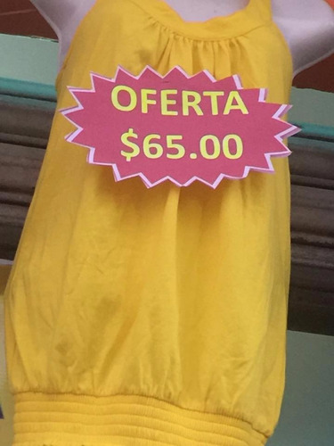 oferta de ropa americana desde 49 pesos