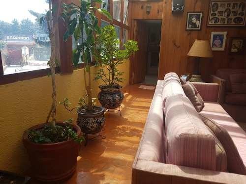 oferta de vivienda y oficina con 5 bodegas en san miguel ajusco