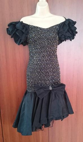 oferta del dia...hermoso vestido vintage talla m stretch
