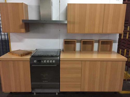 oferta del mes cocina modular empotrada