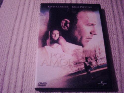 oferta / dvd - por amor (com kevin costner)