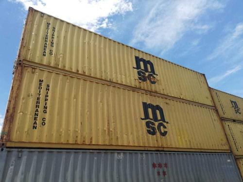 oferta en contenedores marítimos usados