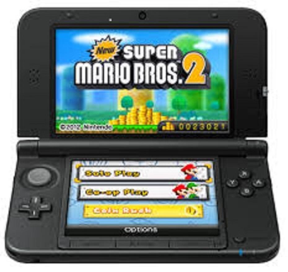 Oferta En Nintendo 3ds Xl Nuevo Con 7 Juegos Bs 2 000 00 En
