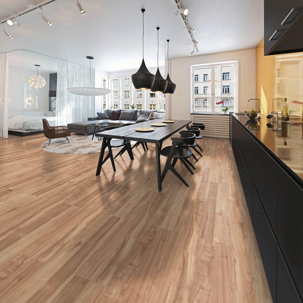 oferta en pisos laminados m2 somos distribuidores en mercado libre. Black Bedroom Furniture Sets. Home Design Ideas