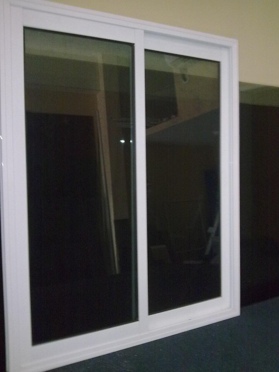 Precio ventanas aluminio blanco beautiful ventana de for Precio de aluminio