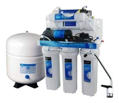 oferta ! equipo purificador osmosis inversa 6 etapas con uv