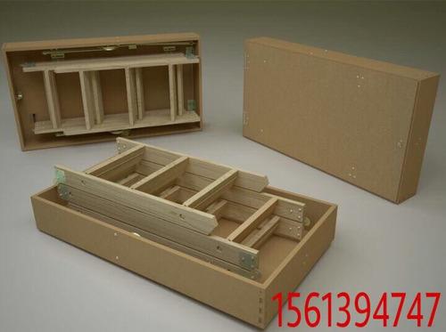 oferta escalera rebatible para altillos de madera!!!!!!