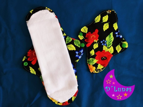 oferta especial 30 toallas ecologicas femeninas regular