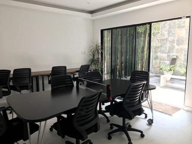 oferta especial oficinas en renta en polanco desde 7 y 10 m2