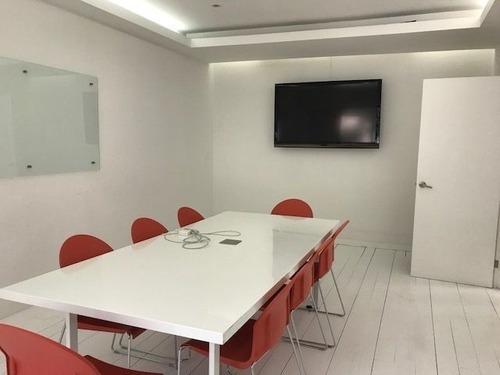oferta especial oficinas pequeñas en renta en polanco