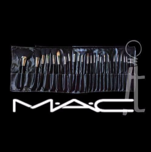oferta estuche de brochas mac 24 piezas