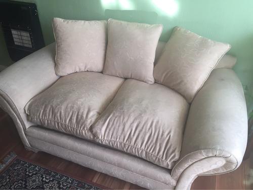 oferta!!!! excelente sillón de dos cuerpos