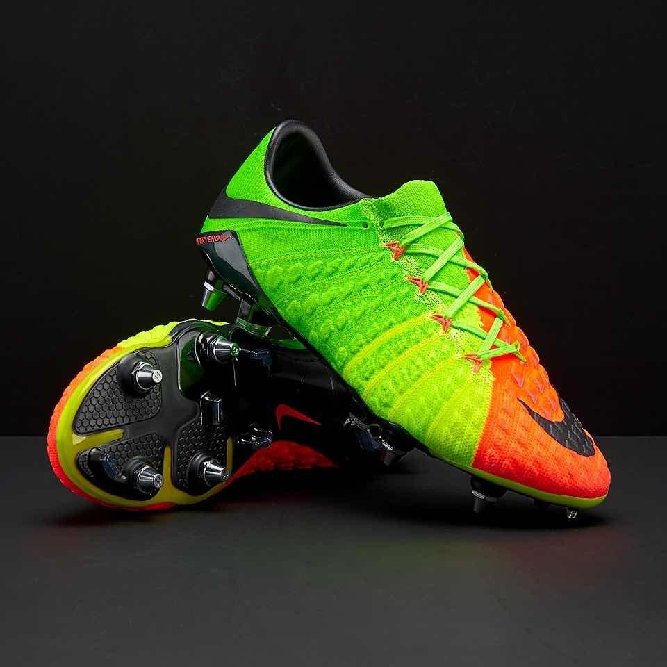 buy online 03698 0e600 Oferta!!! Excelentes Nike Hypervenom Phantom Iii Sg Pro!!!