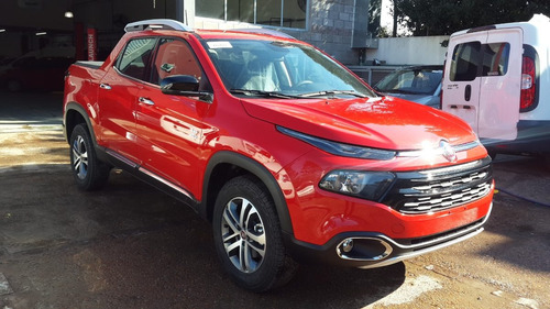 oferta fiat toro freedom 2.0 4x4 at 0km anticipo $150.900
