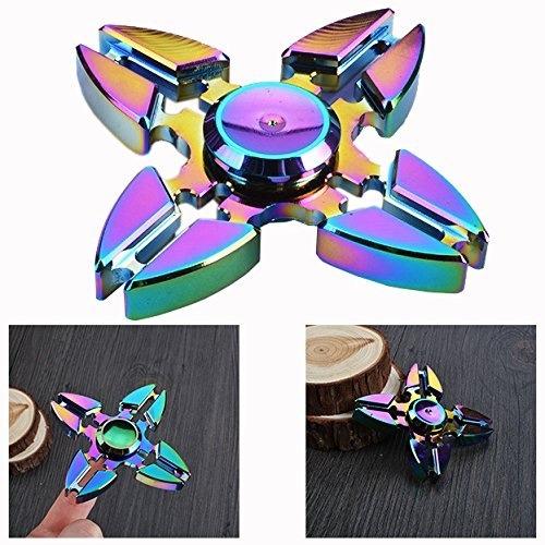 oferta fidget spinner arcoiriss strella . entrega hoy