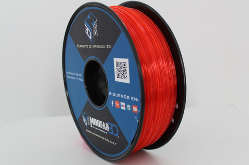 oferta filamento 1kg varios colores 1.75mm pla impresora 3d