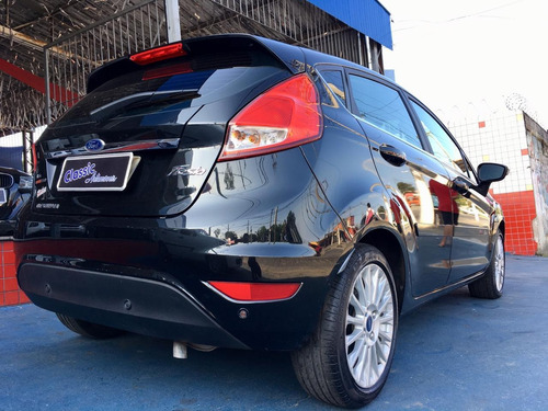 oferta - ford / new fiesta hatch 1.6 aut 2016
