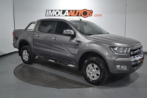 oferta ford ranger 2.5 nafta d/c 4x2 xlt'18 m/t -imolaautos-