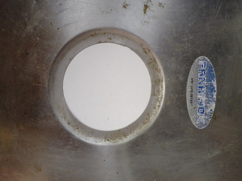 oferta! fregadero lavaplatos sencillo fanainox. si hay.