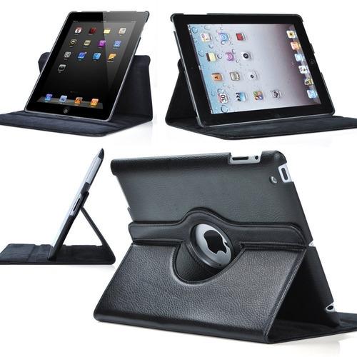 oferta funda carpeta smart cover ipad 2 3 4 case 360°