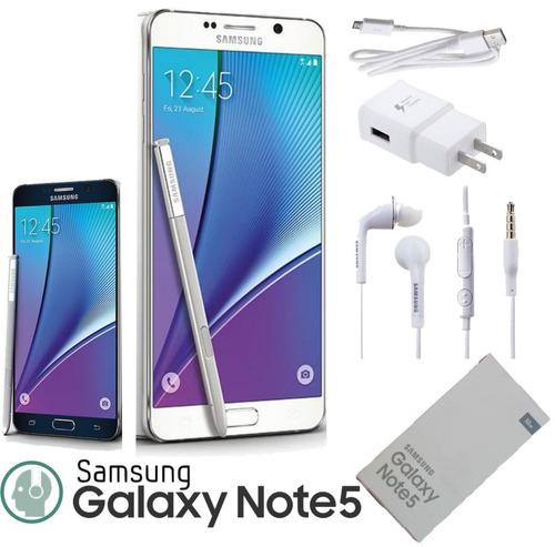 oferta! galaxy note 5 32gb caja accesorios meses sin interés