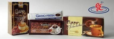 oferta gano café (2 cajas), hongo reishi,ganoderma lucidum