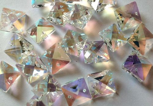 oferta guirnalda tipo diamantes colgantes para boda, eventos