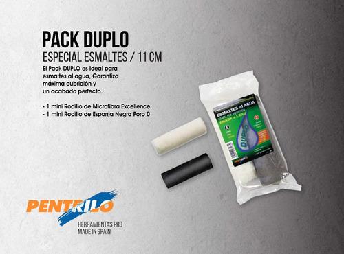 oferta hasta agotar stock!! pack duplo esmaltes pentrilo