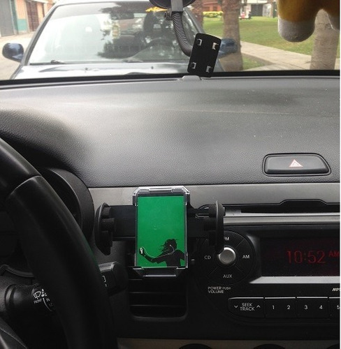 oferta holder celular para colocar en vidrio o rejilla