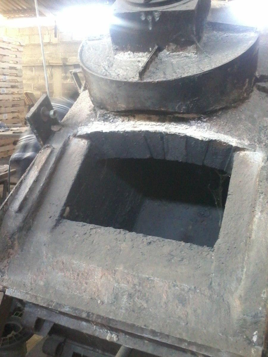 Oferta horno para metales no ferrosos 350 en for Oferta encimera y horno