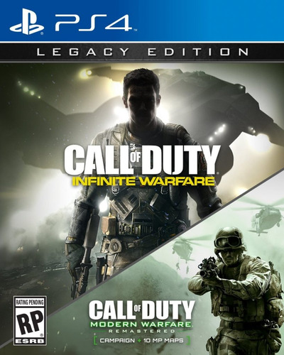 oferta imperdible call of duty infinite warfare/modern wa..