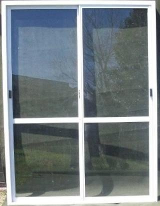 Oferta imperdible ventanas de aluminio en todas las for Puertas ventanas de aluminio medidas