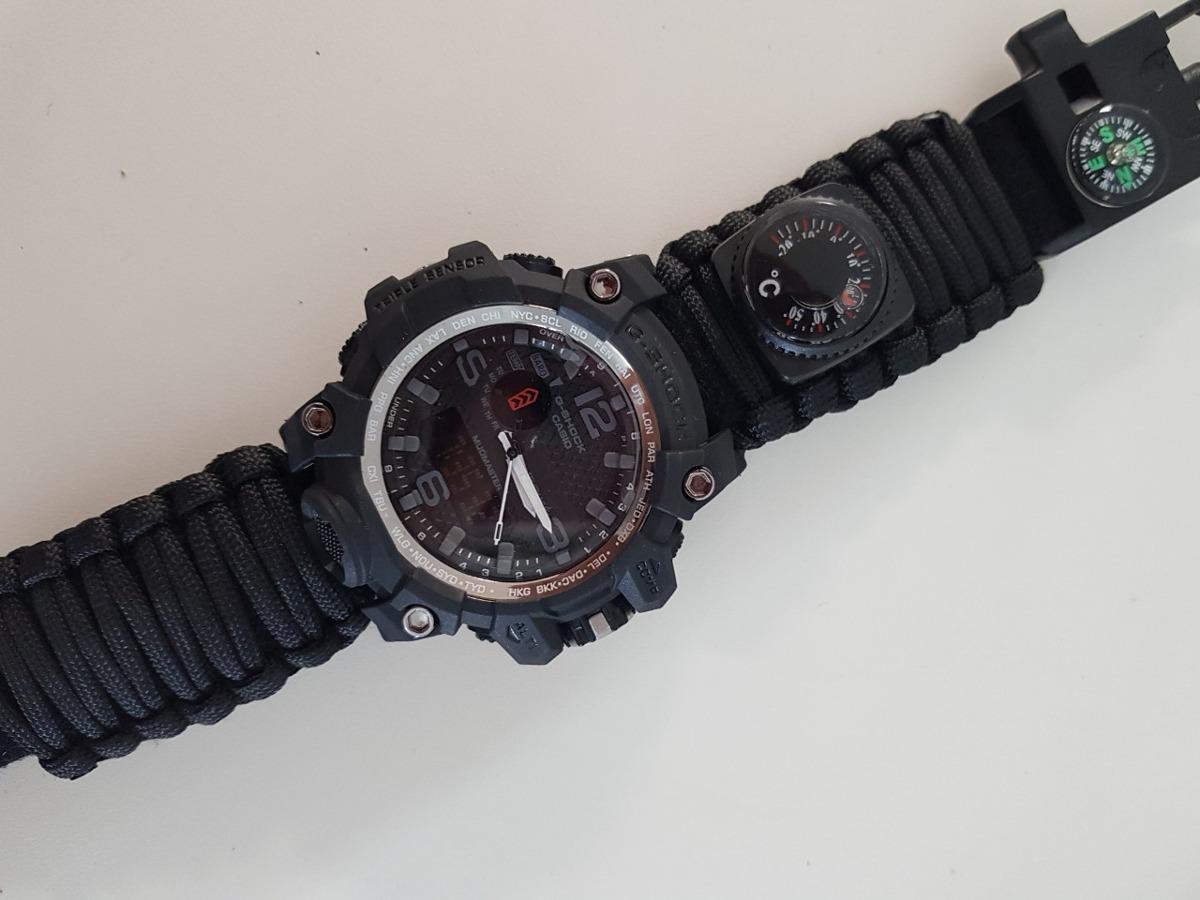 34a59109137 oferta imperdível!relógio gshock militar sobrevivência. Carregando zoom.